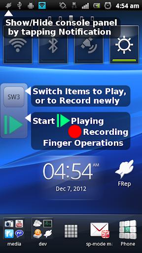 FRep – Finger Replayer v5.3i screenshots 2