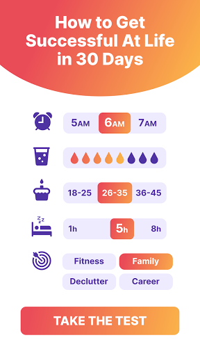 Fabulous Daily Motivation amp Habit Tracker v3.68 screenshots 1