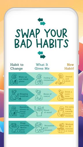Fabulous Daily Motivation amp Habit Tracker v3.68 screenshots 2