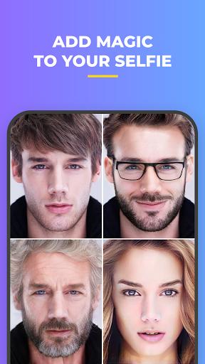 FaceApp – Face Editor Makeover amp Beauty App v4.5.0.5 screenshots 4