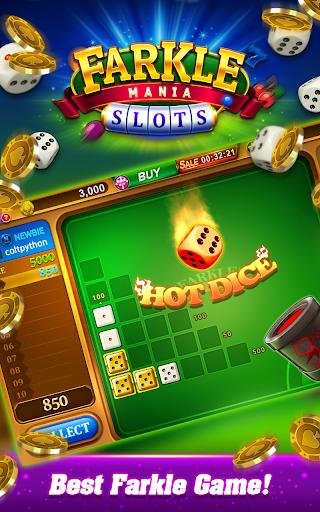 Farkle mania – Slots Dice and Bingo v21.31 screenshots 1