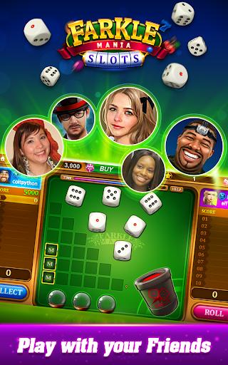 Farkle mania – Slots Dice and Bingo v21.31 screenshots 2