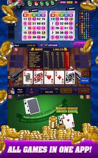 Farkle mania – Slots Dice and Bingo v21.31 screenshots 4