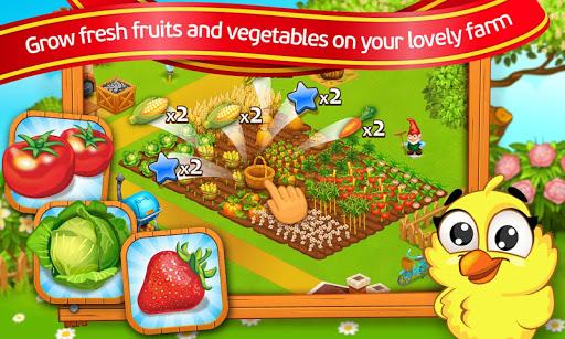Farm Town Cartoon Story v2.11 screenshots 17