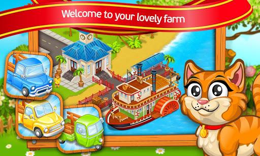 Farm Town Cartoon Story v2.11 screenshots 18