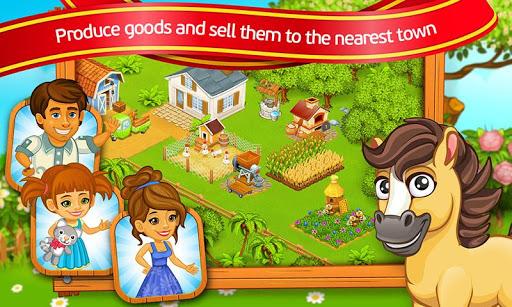 Farm Town Cartoon Story v2.11 screenshots 4