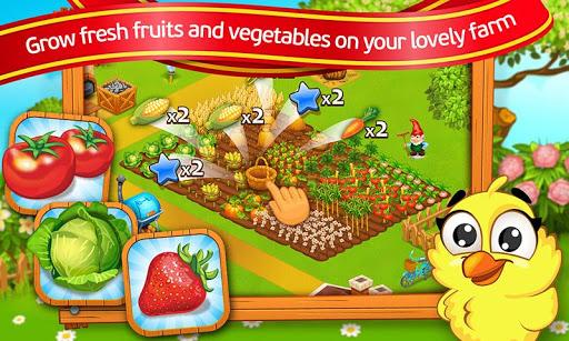 Farm Town Cartoon Story v2.11 screenshots 5