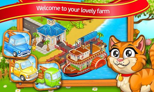 Farm Town Cartoon Story v2.11 screenshots 6