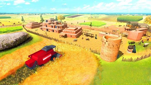 Farming Game 2021 – Free Tractor Driving Games v1.1.1 screenshots 5