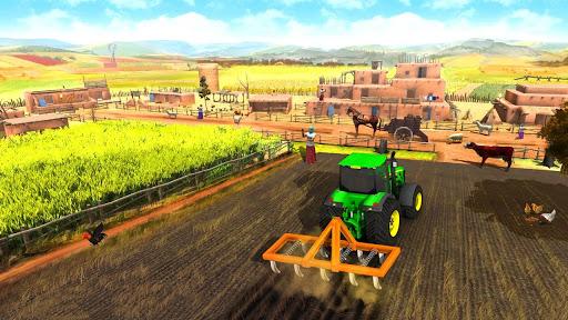 Farming Game 2021 – Free Tractor Driving Games v1.1.1 screenshots 7