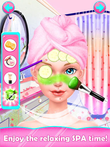Fashion Doll Shopping Day SPA Dress-Up Games v3.0 screenshots 10