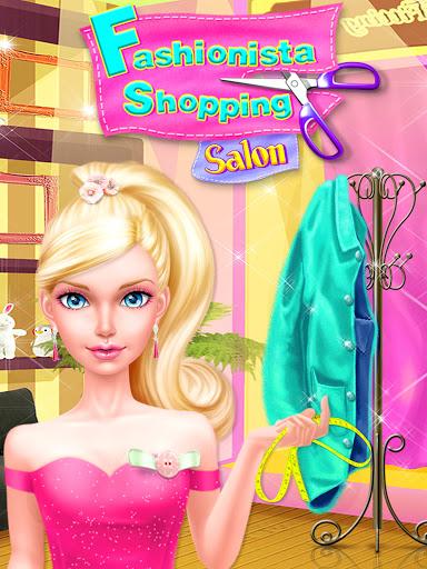 Fashion Doll Shopping Day SPA Dress-Up Games v3.0 screenshots 11