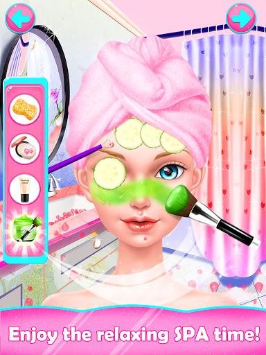 Fashion Doll Shopping Day SPA Dress-Up Games v3.0 screenshots 18