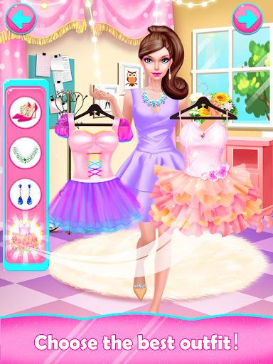 Fashion Doll Shopping Day SPA Dress-Up Games v3.0 screenshots 2