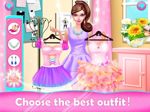 Fashion Doll Shopping Day SPA Dress-Up Games v3.0 screenshots 5