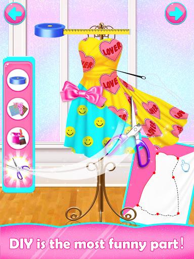 Fashion Doll Shopping Day SPA Dress-Up Games v3.0 screenshots 8