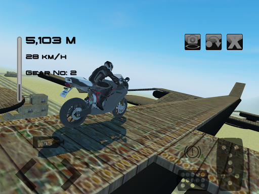 Fast Motorcycle Driver v5.0 screenshots 17