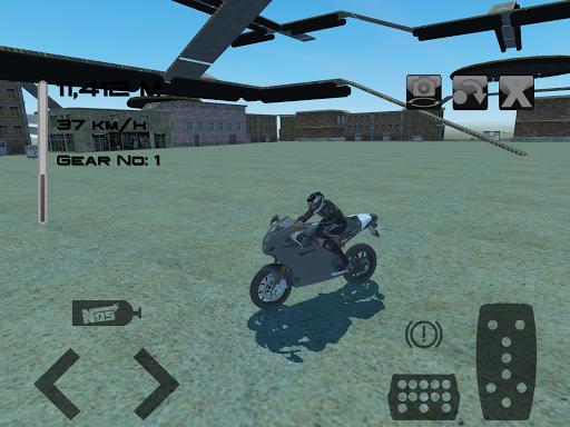 Fast Motorcycle Driver v5.0 screenshots 18