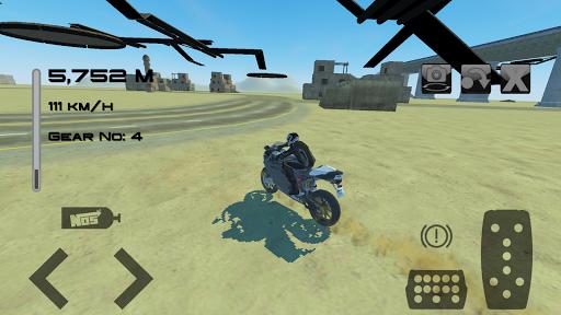 Fast Motorcycle Driver v5.0 screenshots 2