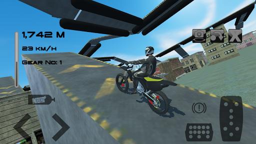 Fast Motorcycle Driver v5.0 screenshots 4