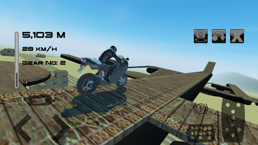 Fast Motorcycle Driver v5.0 screenshots 5
