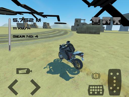 Fast Motorcycle Driver v5.0 screenshots 8