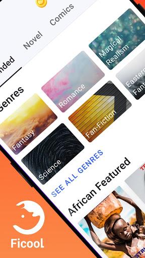 Ficool Books – You can find anybooks you want v1.6.5 screenshots 1