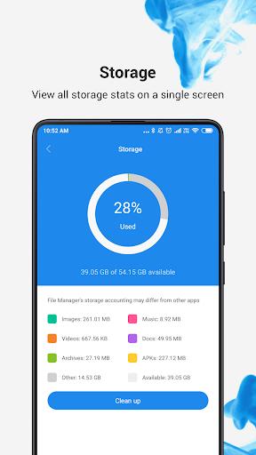File Manager free and easily vV1-210304 screenshots 1
