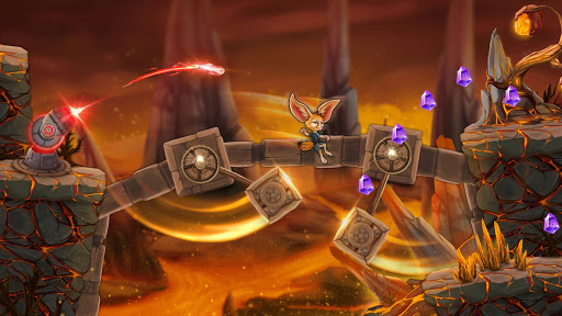 Fin amp Ancient Mystery platformer adventure v1.3.13 screenshots 1