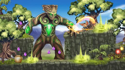 Fin amp Ancient Mystery platformer adventure v1.3.13 screenshots 2