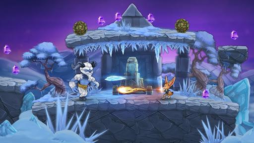 Fin amp Ancient Mystery platformer adventure v1.3.13 screenshots 3