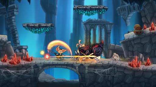 Fin amp Ancient Mystery platformer adventure v1.3.13 screenshots 5