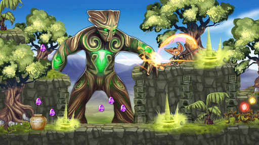 Fin amp Ancient Mystery platformer adventure v1.3.13 screenshots 8