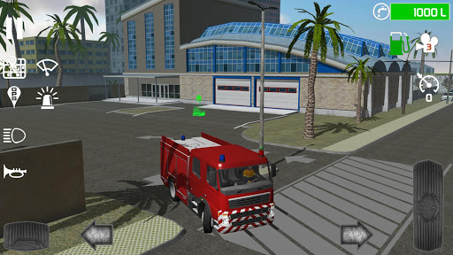 Fire Engine Simulator v1.4.7 screenshots 20