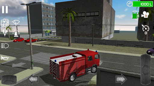 Fire Engine Simulator v1.4.7 screenshots 21