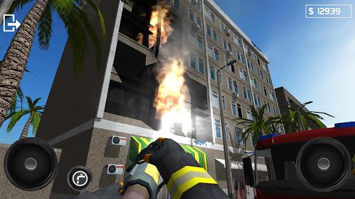 Fire Engine Simulator v1.4.7 screenshots 3
