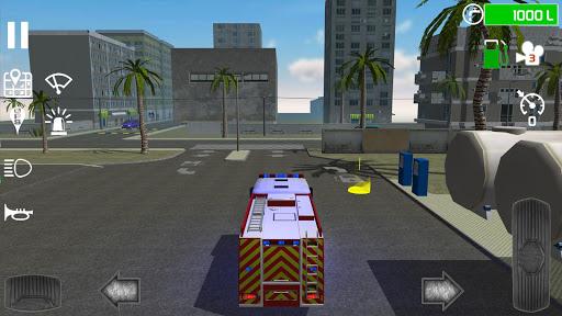Fire Engine Simulator v1.4.7 screenshots 6