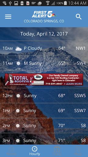 First Alert 5 Weather App v5.2.500 screenshots 2