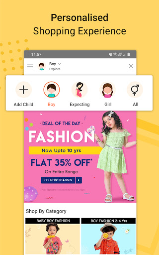 FirstCry India – Baby amp Kids Shopping amp Parenting v9.9.17 screenshots 2