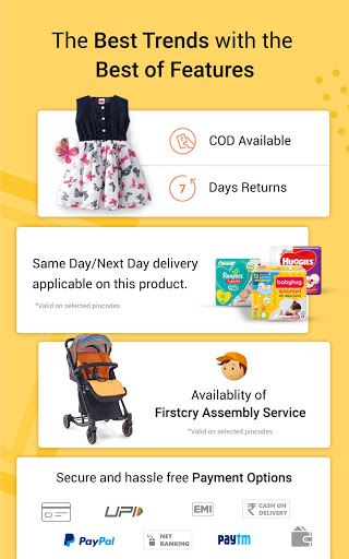 FirstCry India – Baby amp Kids Shopping amp Parenting v9.9.17 screenshots 5