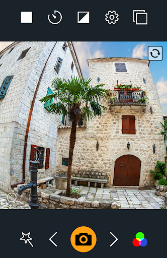 Fisheye Lens Pro v1.5.3 screenshots 2