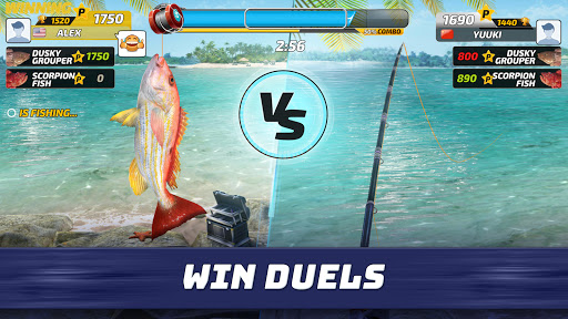Fishing Clash v screenshots 2
