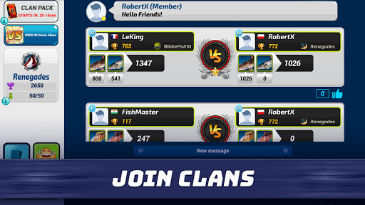 Fishing Clash v screenshots 7