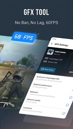 FlashDog – GFX Tool for PUBG v2.6.8 screenshots 1