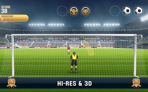 Flick Kick Goalkeeper v1.3.1 screenshots 15