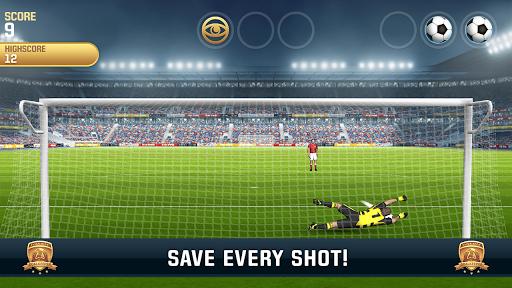 Flick Kick Goalkeeper v1.3.1 screenshots 2
