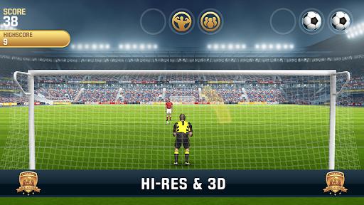 Flick Kick Goalkeeper v1.3.1 screenshots 5