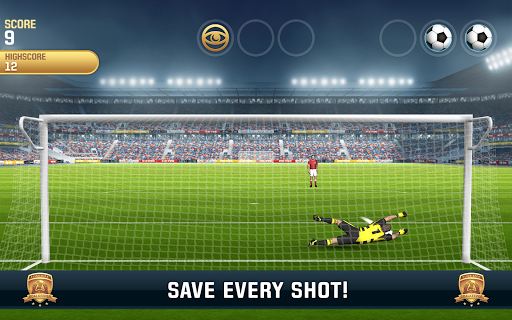 Flick Kick Goalkeeper v1.3.1 screenshots 7