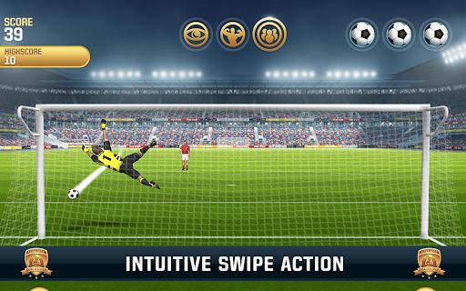 Flick Kick Goalkeeper v1.3.1 screenshots 9