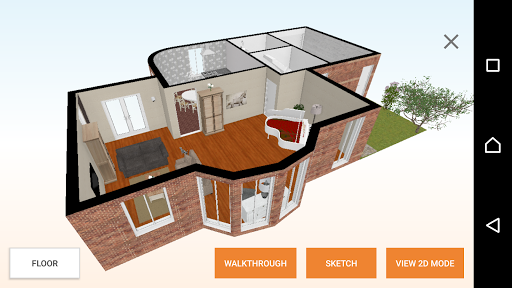 Floorplanner v1.4.22 screenshots 1